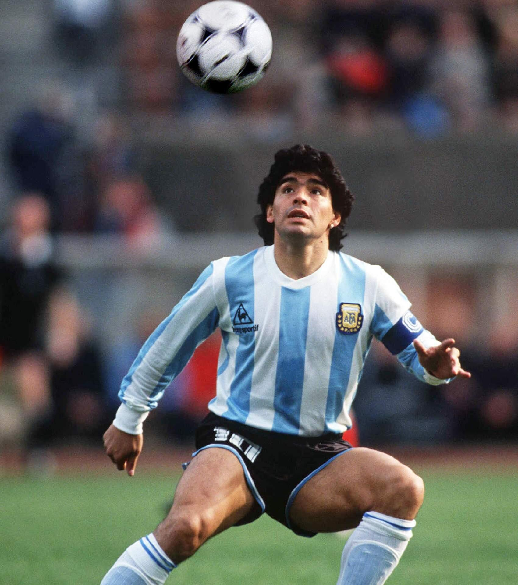 Diego in World Cup