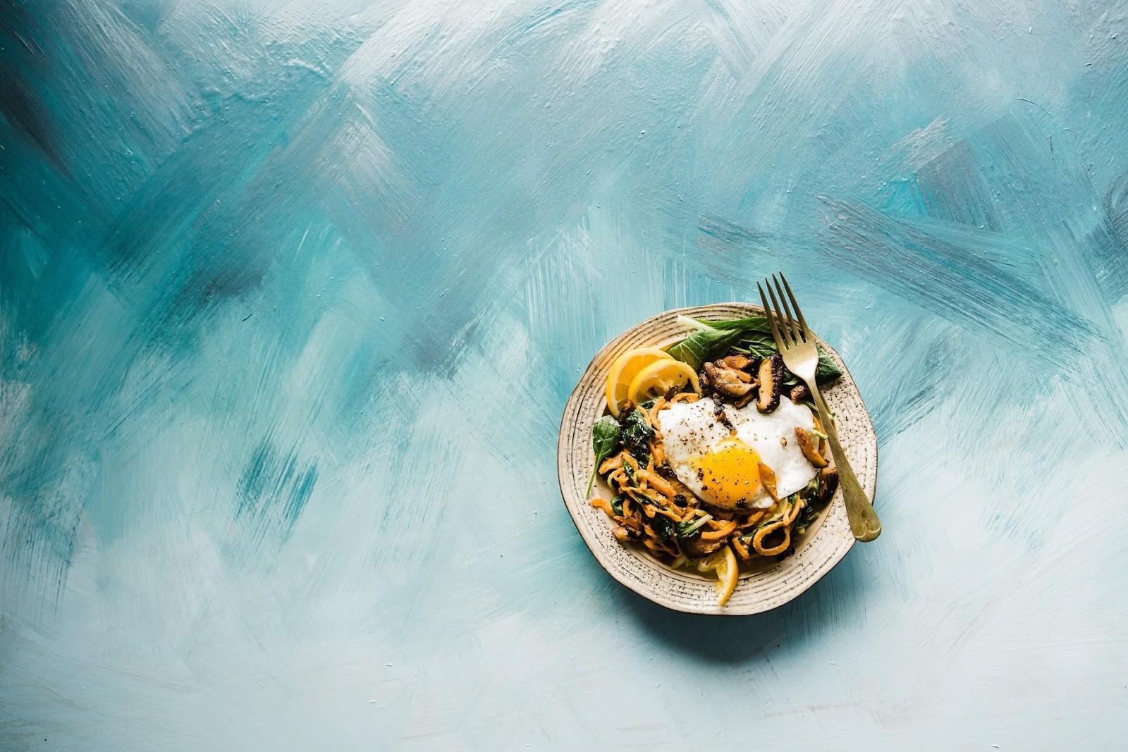 egg on noodle dish melbourne