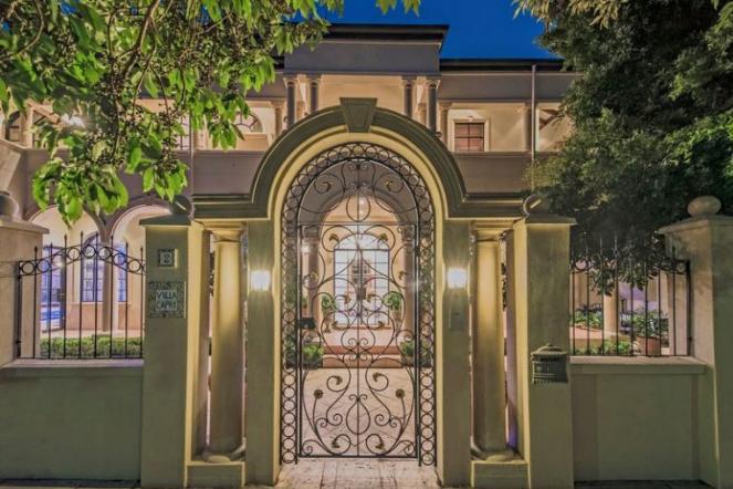 perth estate venice-inspired