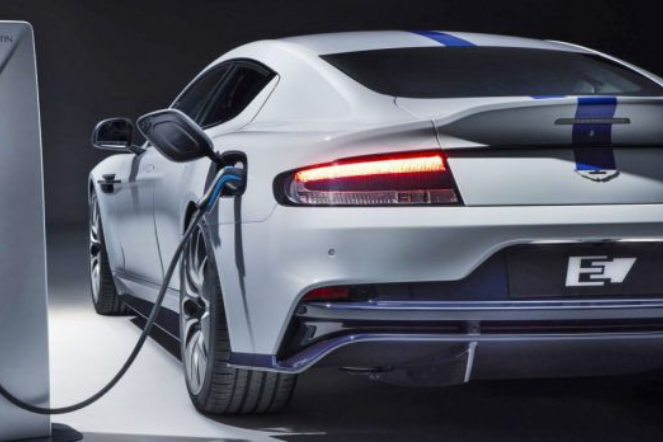 luxury electric vehicle