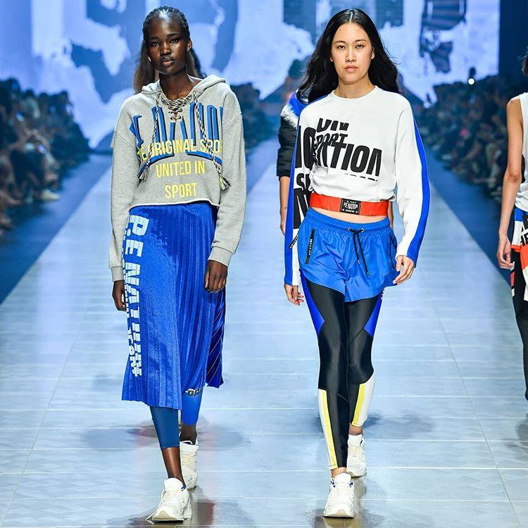 P.E Nation activewear