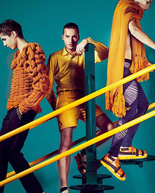 Chris Ran Lin fashion