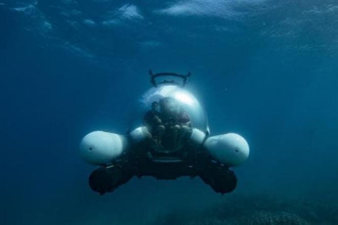 ScUber submarine
