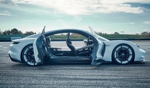 Porsche Car Exterior