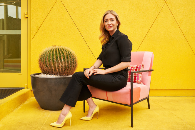 Bumble founder