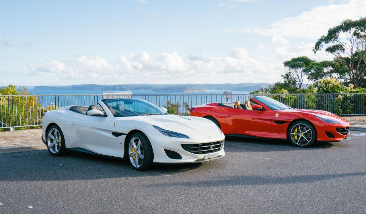 Ferrari Cars Luxury