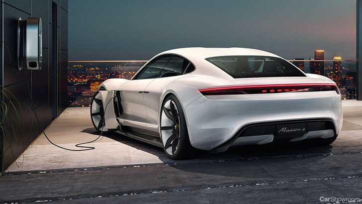 Porsche Car Luxury