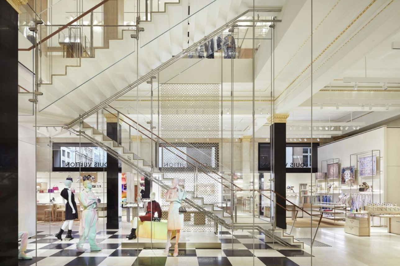Louis Vuitton Flagship Store Sydney