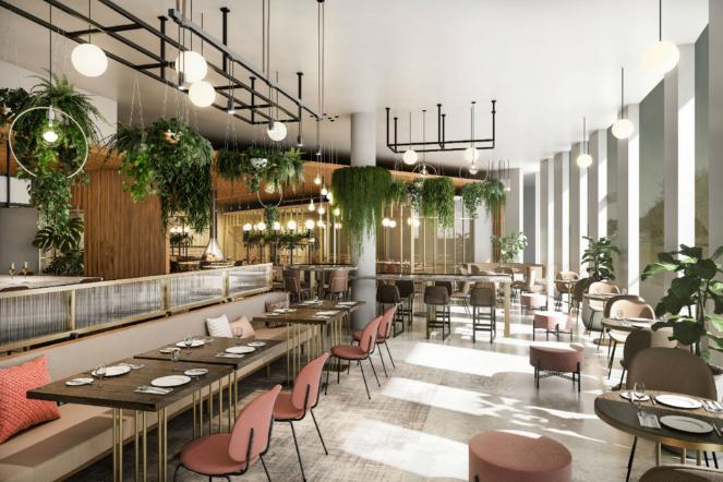 Hotel Chadstone Ground Floor Restaurant