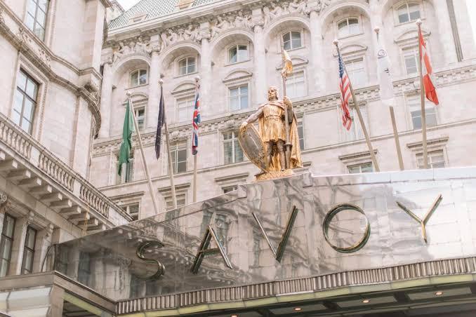 Fairmont Hotels Savoy London