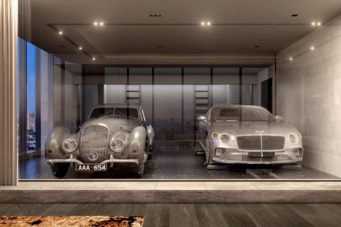 Neue Grand Interior Sky Garage
