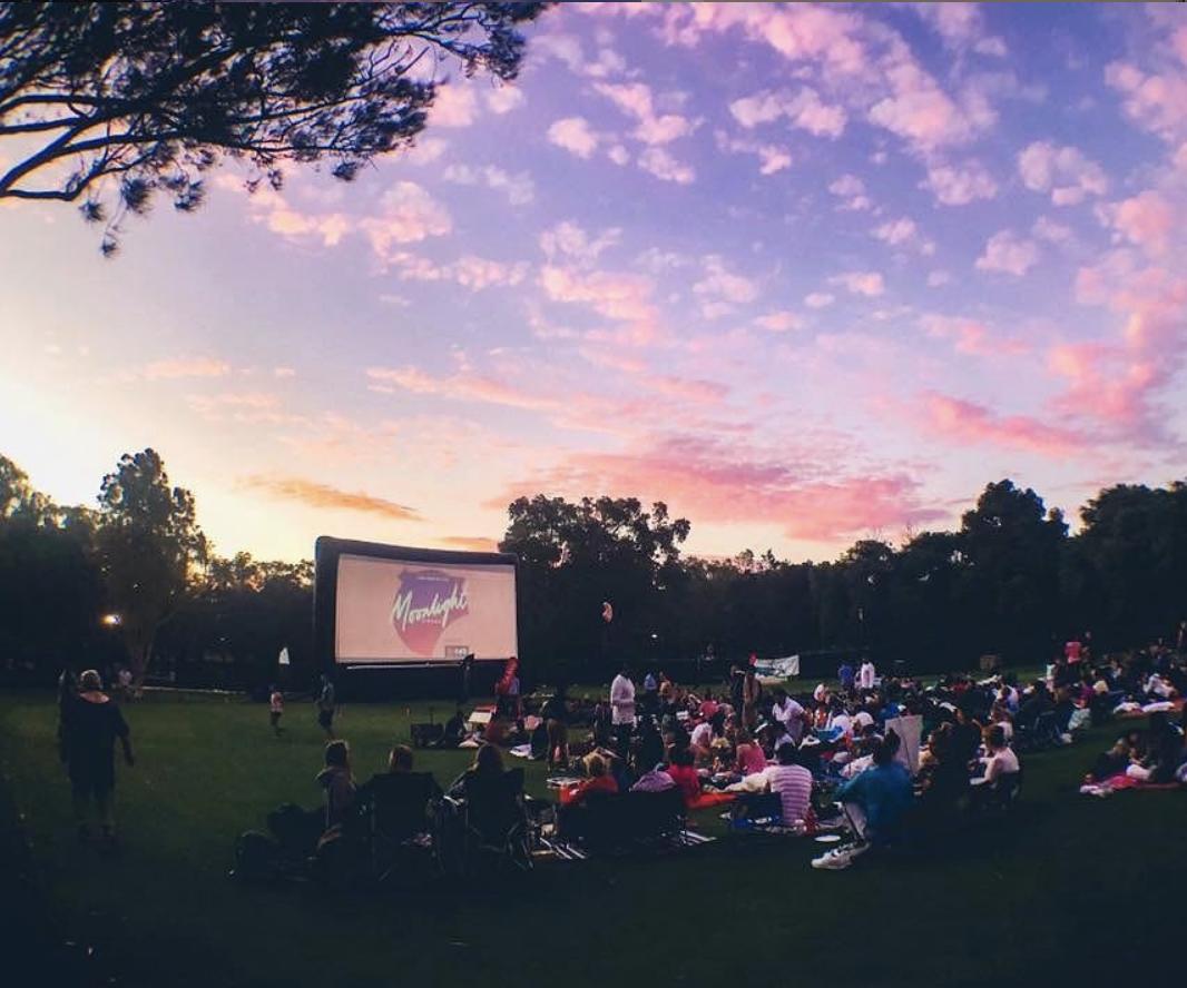 Moonlight Cinemas Centennial Park