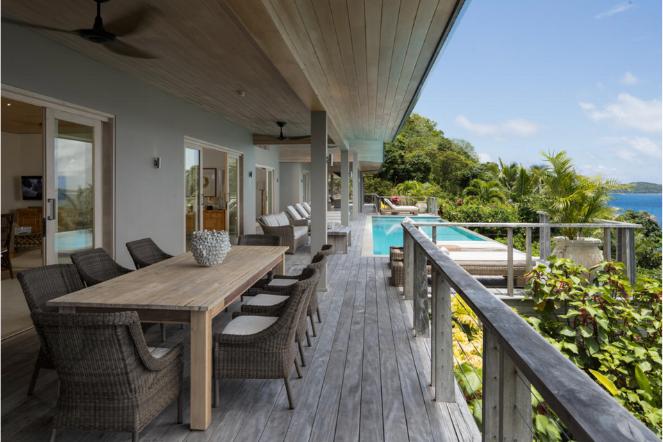 Kokomo island luxury residence